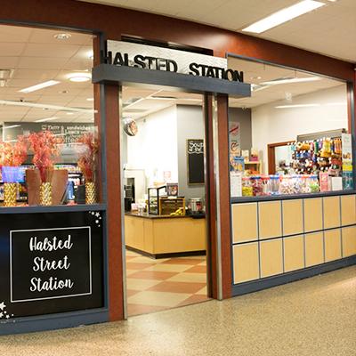 Halsted Street Station